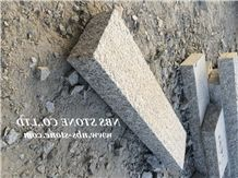 China G682 Yellow Granite Kerbstone
