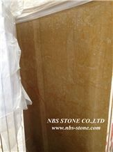Emperor Gold Marble Slabs & Tiles,Turkey Yellow Marble