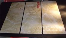 Feather Gold Marble Tiles & Slabs,Turkey Beige Marble Wall Covering Tiles