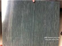 Green Wood Marble Tiles&Slabs,China Shandong Green, Green Wood Jade Marble