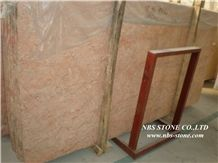 Iran Pink Spider Marble Slabs & Tiles,Pink Marble Wall Covering Tiles