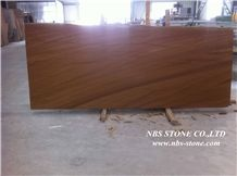 Sandalwood Stone Tiles & Slabs,Brown Sandstone Floor Tiles
