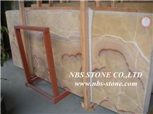 Yellow Dragon Onyx Slabs & Tiles,Onyx Wall Tiles