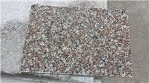 China Cheap Red Granite G664,Luo Yuan Red,Cherry Brown Granite,Polished Granite Tiles