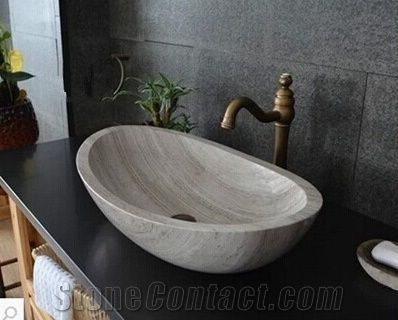 Best Natural Stone Wash Basin Sink For Outdoor Indoor