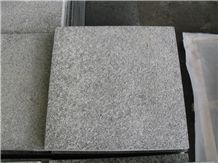 Chinese Cheap G654 Padang Dark Grey/Sesame Black Surface Flamed,Others Sawn Cut Cube Stone/Cobblestone/Paving for Patio,Driveway, Walkway, Pavers Outdoor Natural Stone Flooring, Quarry Owner Factory
