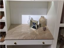 Italian Marble Diano Beige Marble Tabletops