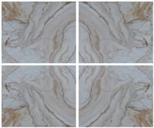 White Wooden Onyx Book Match Slabs/Tile,Wall Cladding/Cut-To-Size for Floor Covering,For Interior Decoration Indoor Metope,Stage Face Plate,Outdoor Metope