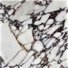 Violet Marble Slabs & Tiles, White Polished Marble Floor Tiles, Wall Tiles Turkey