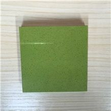 A New Friendly Surface Application Meterial for Worktop Made by Apple Green Quartz Stone Slab More Durable Than Granite Directly from China Manufacturer at Cheap Pricing Thickness 2cm or 3cm