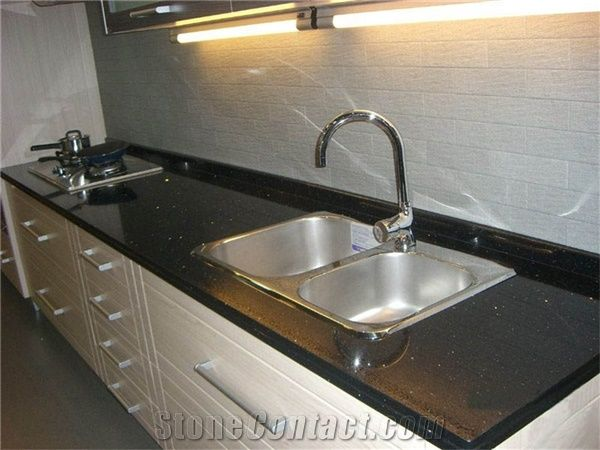 Building Material Engineered Quartz Stone Non Porous Surface For Kitchen Counter Top Table Top Design Easy To Clean And Resistant To Stains Heat And Scratches With Various Finishing Edge Profiles From China Stonecontact Com