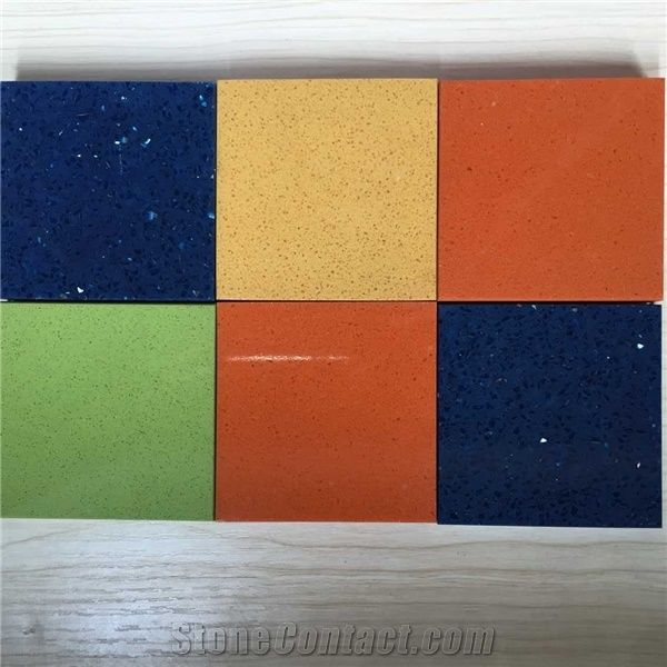 Chinese Quartz Stone Surfaces Materials Supplier For Kitchen Countertop In  Custom Design,Easy Wipe,Easy Clean,Normally Produced Size 118*55 And 126*63  ...