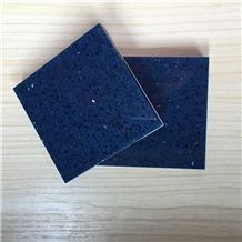 Sparkle Blue Quartz Stone for Prefab Countertops Your First Kitchen Countertop Options Nonporous Very Hard Surface More Durable Than Granite Countertops Slab Size 3200*1600 or 3000*1400