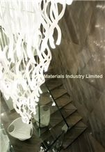 Luxury Elegant Brown Quartzite Wall Tiles