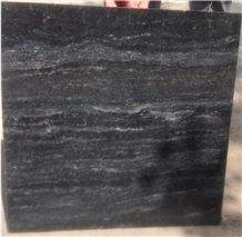 Ocean Black Granite Blocks, Owl Seawave Black Granite, River Black Granite Tile & Slabs, Indian Black