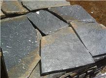 Karystos Grey Quartzite Flagstone