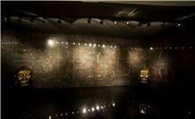 Earth Glitter Granite Wall Covering Panels
