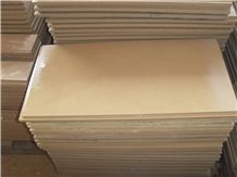 Yellow Sandstone Exterior Wall Covering Tiles/ Project Cut to Size Panels