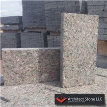 Brown Granite Pavers Flamed