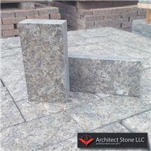 Golovinskiy Labradorite Granite Pavers Flamed