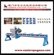 Multi-Function Edge Grinder, Stone Edge Grinding Machine, Granite Edge Grinder, Marble Edge Grinder, Edge Grinding Machine with Grinding Wheel Tjzj-3000
