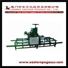 Semi-Automaic Lychee Surface Processing Machine, Bush Hammer Surface Stone Processing Machine, Granite Marble Bush Hammer Surface Making Machine, Semi-Automaic Litchi Surface Processing Machine Tj-B