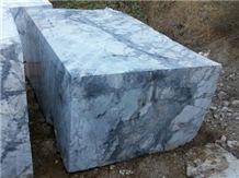 Iceberg Dark Blue Marble Blocks