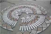 Irregular Slate Flagstone Walkway Pavers
