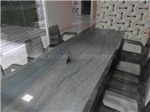 Azul Macaubas Quartzite Tabletops, Blue Quartzite Tabletops
