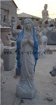 Mother Of God/The Queen Of Grace/Human Sculptures/Religious Sculptures