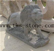 Tige Lion Sculpturse/Tigers/Leopard/ Jaguar/Animal Sculptures/Mascot/King Of Forest