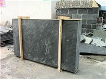 China Black Slate Slabs & Floor Tiles,Nero Riven Black Slate Slabs/Tiles-Own Factory-Hot Products