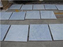 China Blue Crystal Onyx/Transparent Tile,Alabaster Slabs & Tiles for Hotel Project Floor Tiles