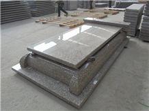 G664 Granite Tombstone & Monument