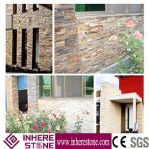 Natural Slate Culture Stone for Interior Decoration