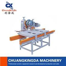 Chuangkingda Ckd-1200a Full Function Manual Cutting Machine Cutting Slotting Machine