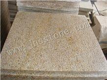 China Yellow Granite,G682 Granite Polished Tiles,Honey Jasper,Golden Sun,Golden Desert,G682 Walling & Flooring Cladding Slabs & Tiles