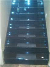 Opalescence Granite Stairs