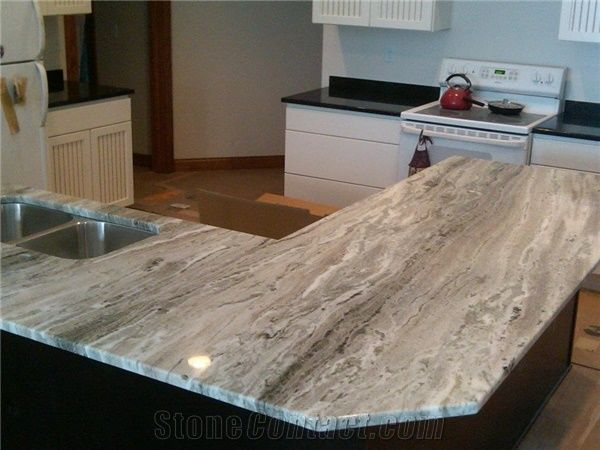 Terra Bianca Quartzite Kitchen Bench Top From United