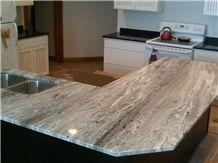 Terra Bianca Quartzite Kitchen Bench Top