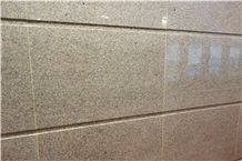 Golden Leaf Granite Walling
