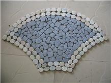 Pebble Polished Mixed Pattern
