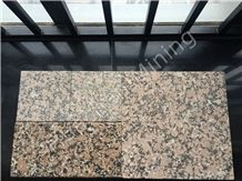Ulan Brown Granite Slabs & Tiles, China Red Granite