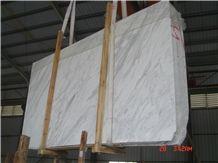 Volakas Marble Slabs & Tiles, Greece White Marble