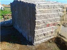 Ukrainian Autumn Granite Block