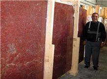 Rosso Ducale Marble Slabs and Tiles, Red Turkey Marble Tiles & Slabs