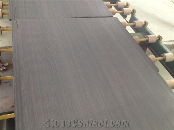China Wenge Sandstone Tile Slab For Wall Tiles Flooring Tiles