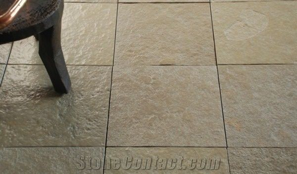 Shabad Yellow Limestone Tandur Yellow Limestone Brushed