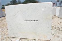 Banswara White Marble Blocks, White Indian Marble