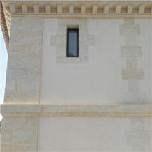 Les Pierres De Frontenac Limestone Facade